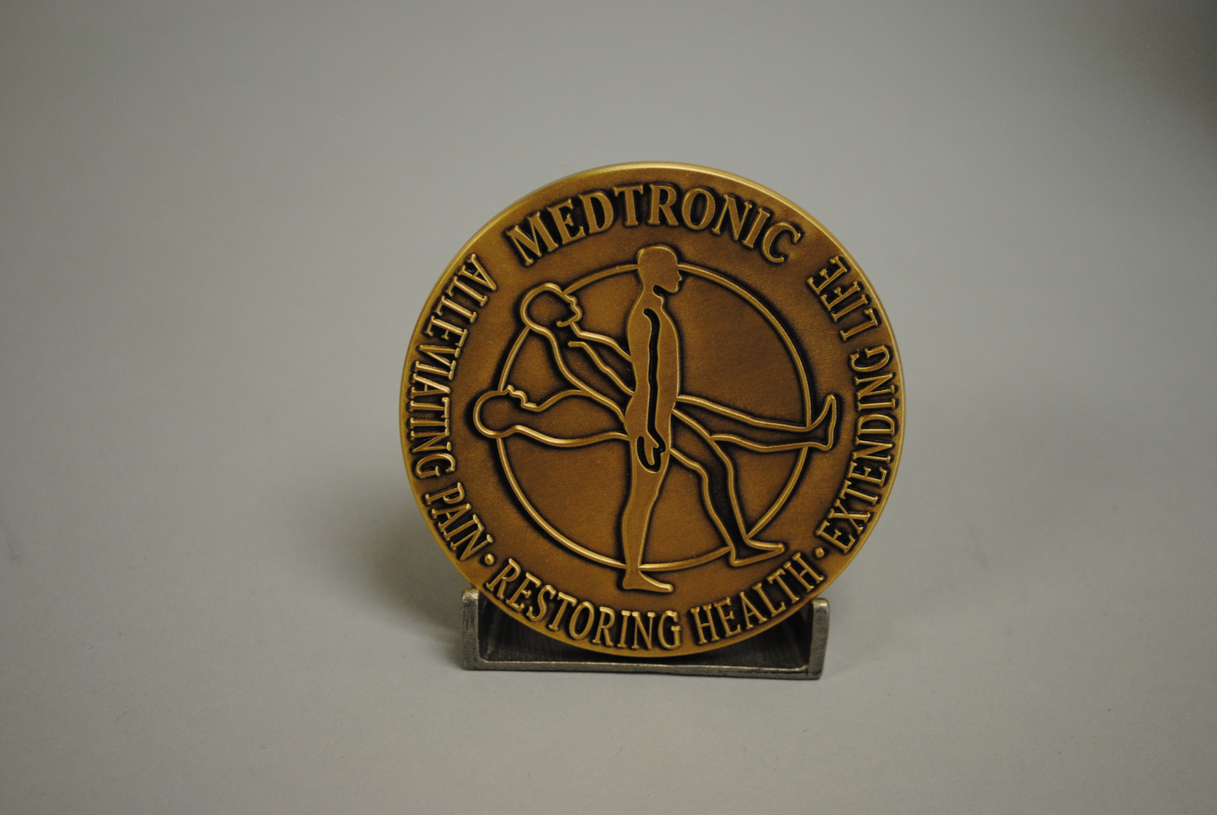 ARCH MINERAL CORPORATION SAFETY AWARD BELT BUCKLE